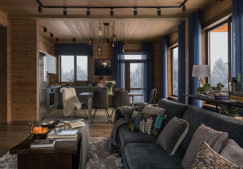 Дизайн комнаты 3 в 1: кухня столовая гостиная планировка с фото примерами