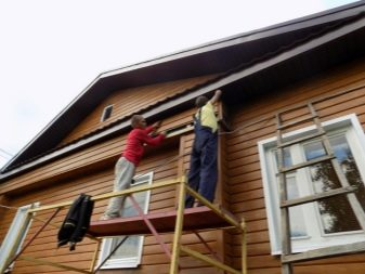 Монтаж металлосайдинга пошаговая инструкция - лучшие фасады частных домов