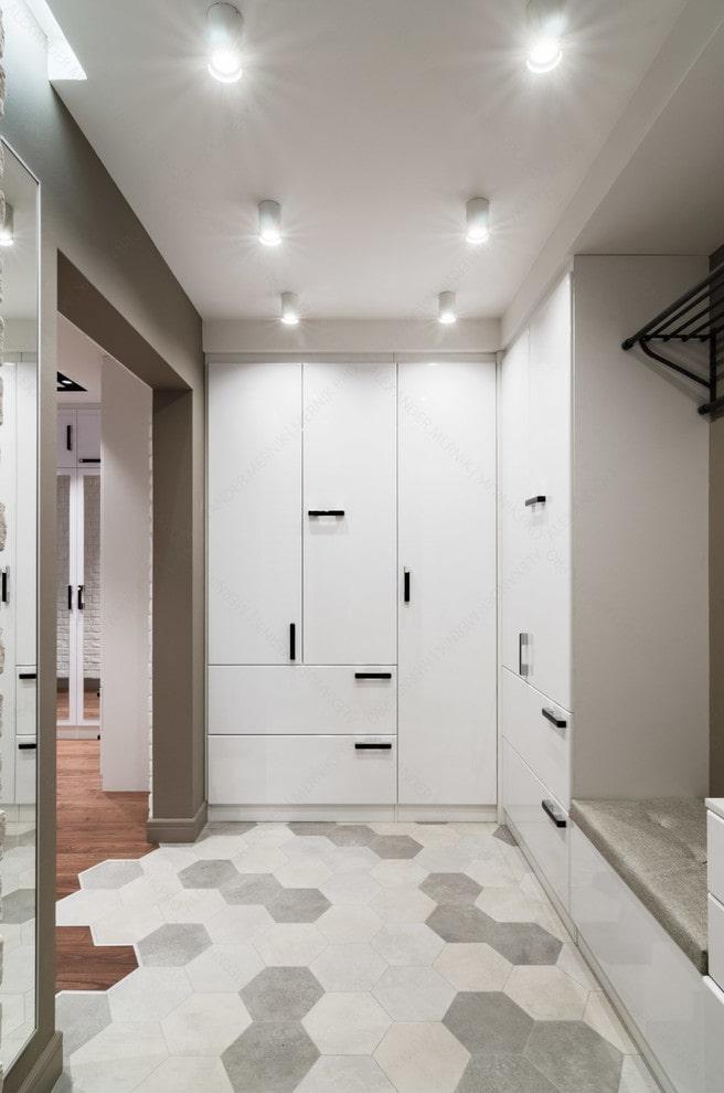 Дизайн коридора в квартире: 20 фото красивого оформления | дом мечты