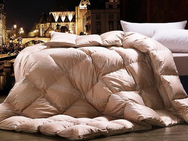 Какое одеяло самое теплое