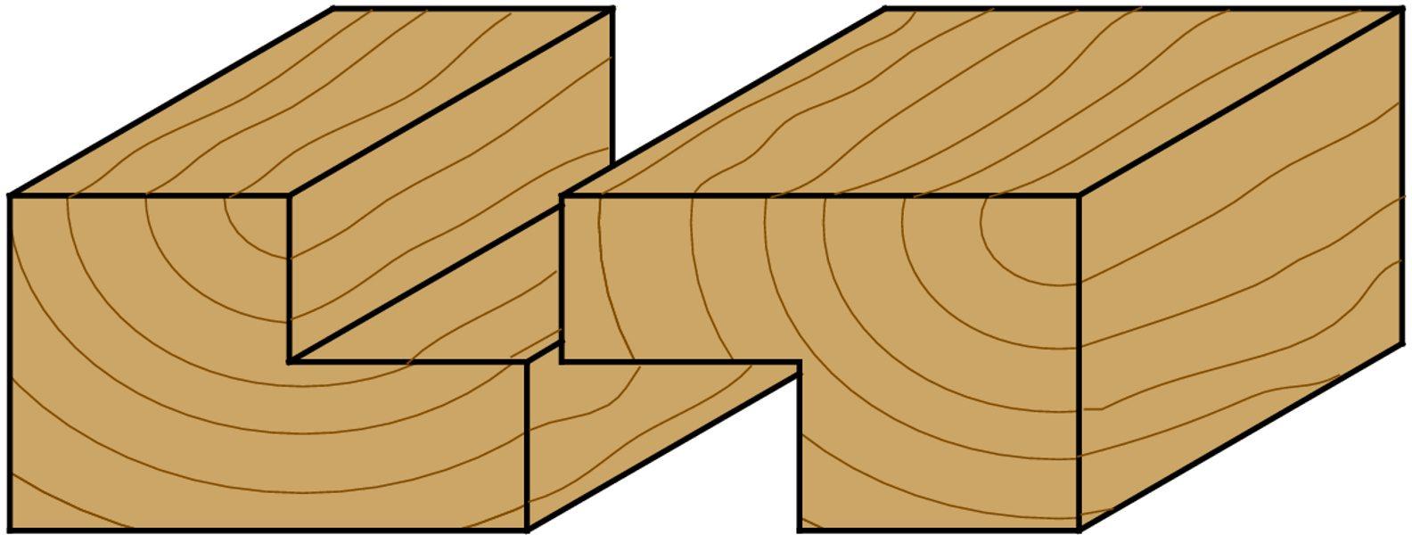 § 9.2. соединение деталей из древесины