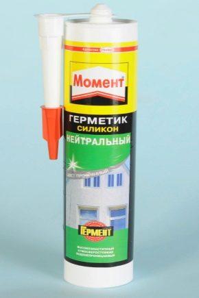 Кремнийорганический герметик  - большая энциклопедия нефти и газа, статья, страница 1