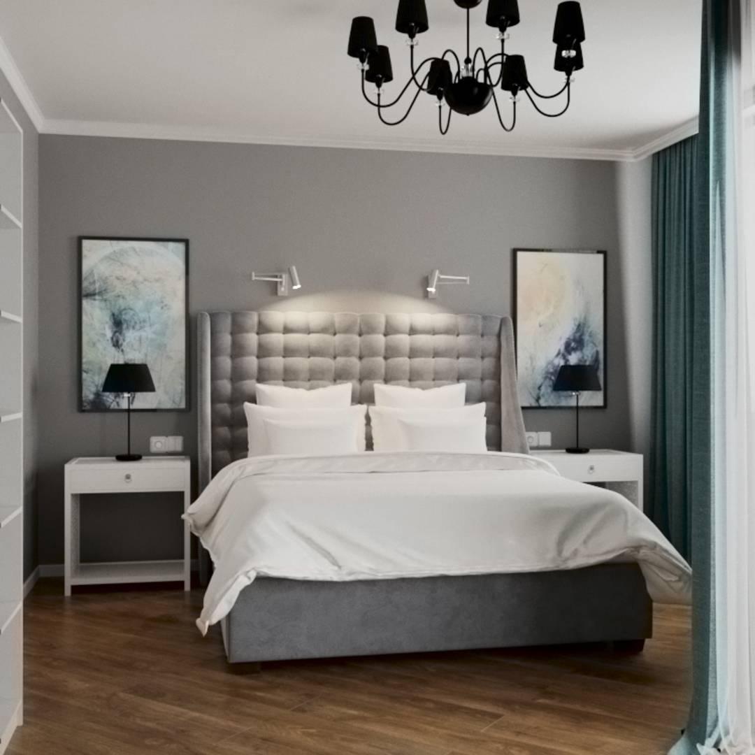 Какой цвет обоев выбрать для спальни?