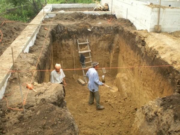 сколько стоит выкопать яму