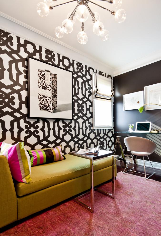 28 оттенков серого: самые элегантные интерьеры, построенные на контрасте черных стен