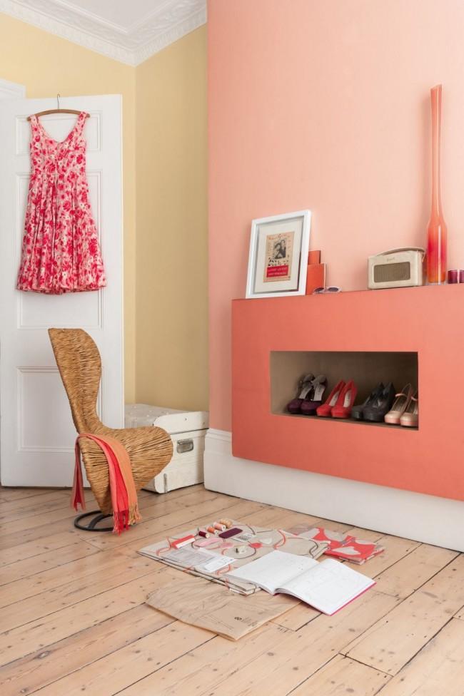 Персиковый цвет в одежде – с чем сочетать?