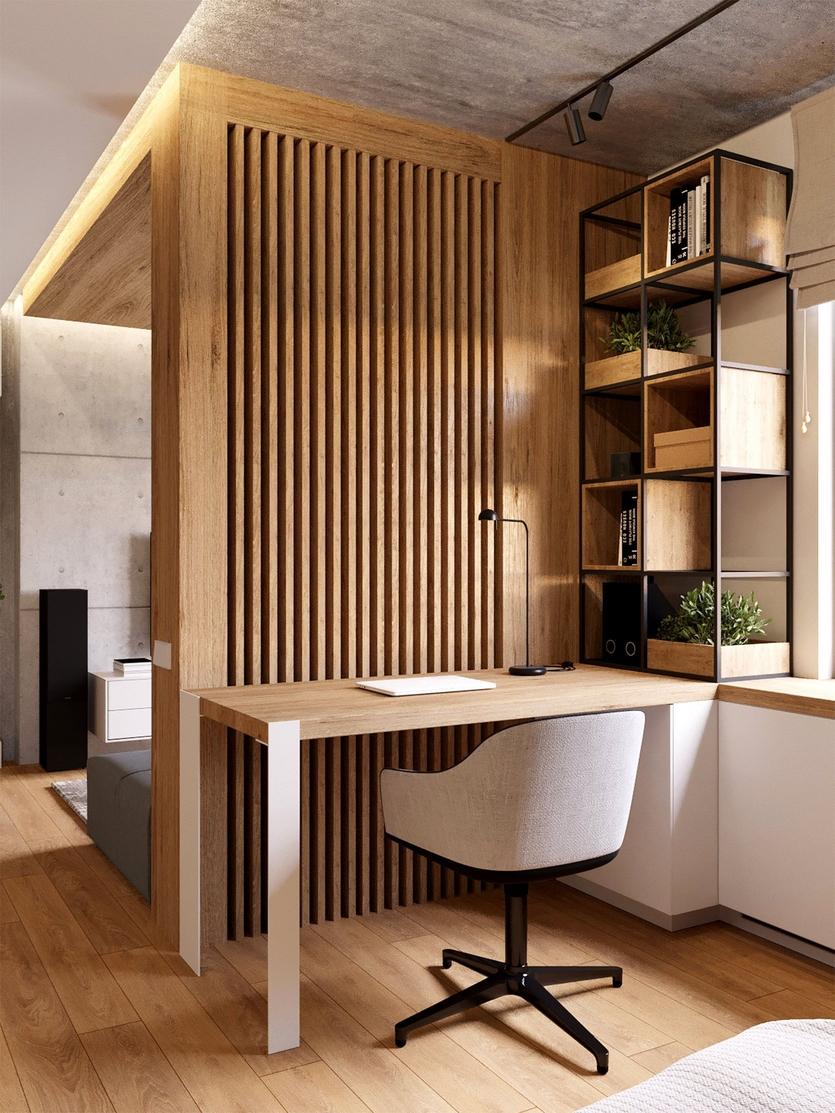 декоративные деревянные рейки