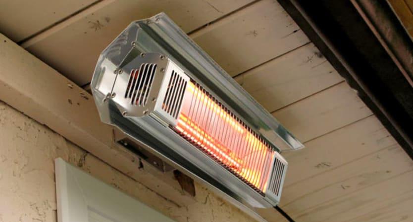уличные газовые обогреватели для летних веранд