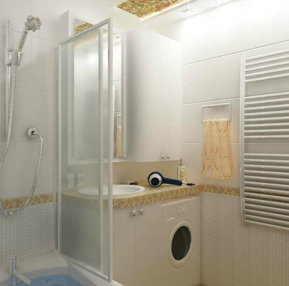 фото ванных комнат маленького размера