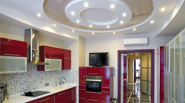 дизайн кухни 15м2