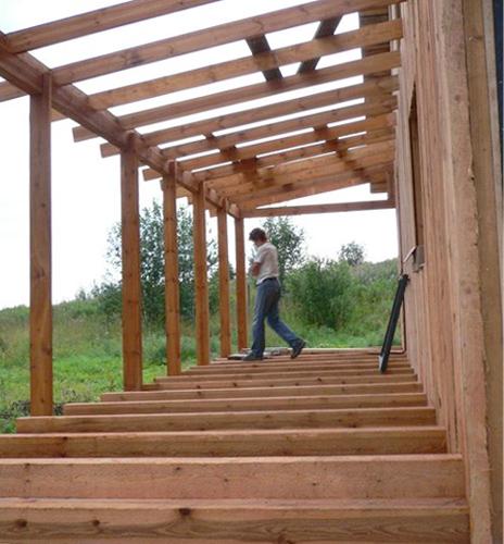 Веранда своими руками: видео постройки и 95 фото примеров оформления веранды