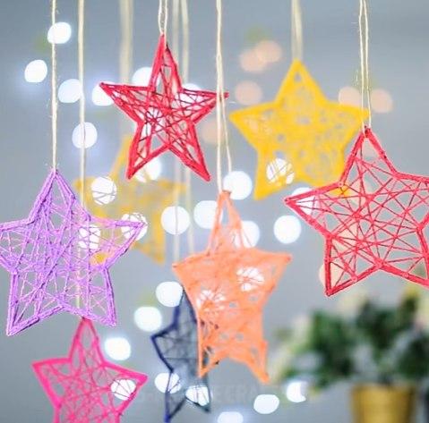 Новогодние поделки своими руками: для детского сада и не только