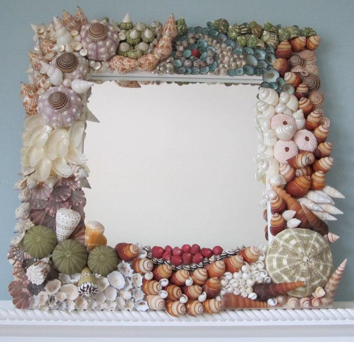 Зеркало своими руками — лучшие идеи и рекомендации как и из чего сделать и оформить красивое зеркало (100 фото)