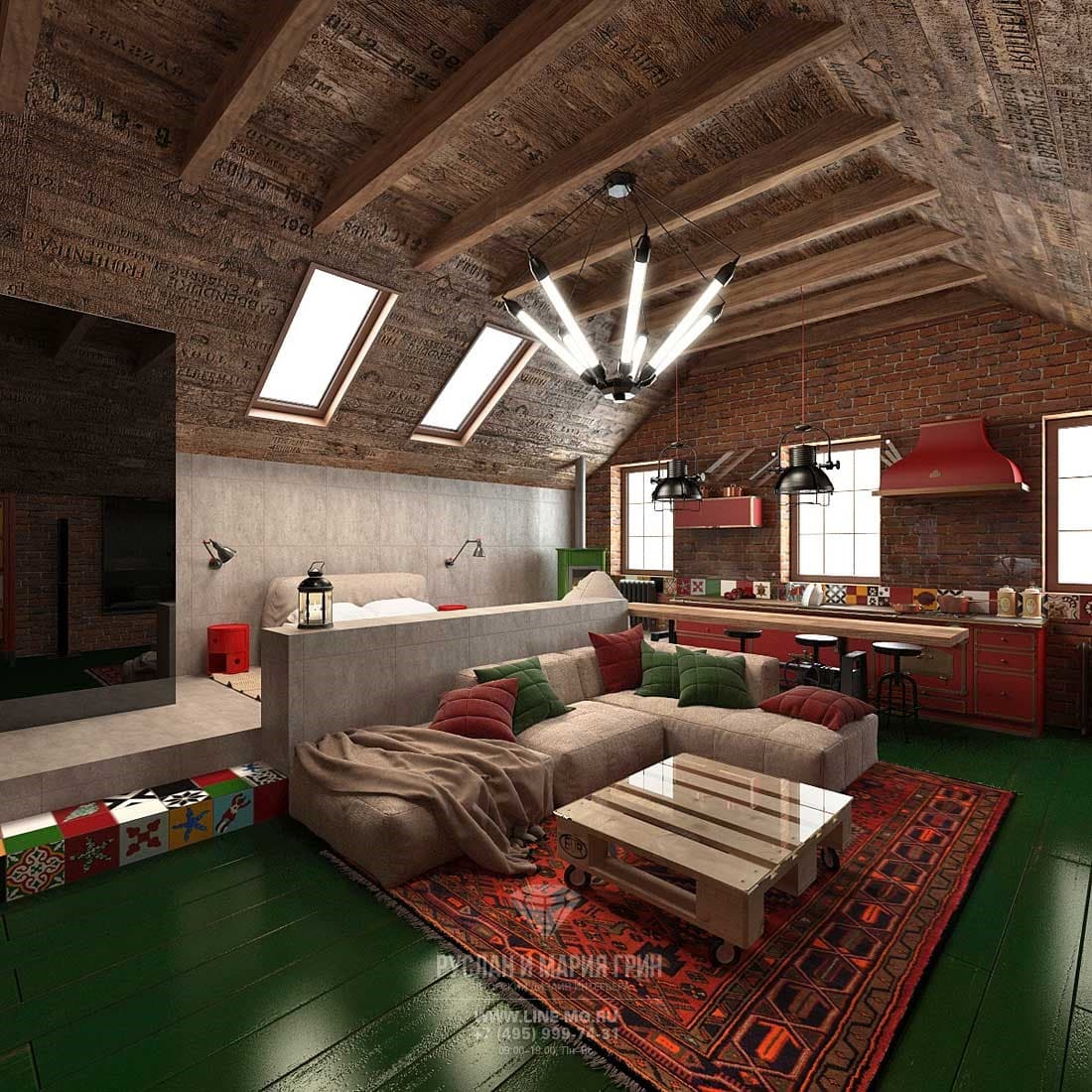 комната ремонт дизайн