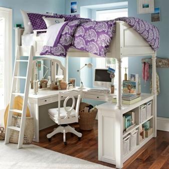 Как выбрать двухъярусную кровать для ребенка?