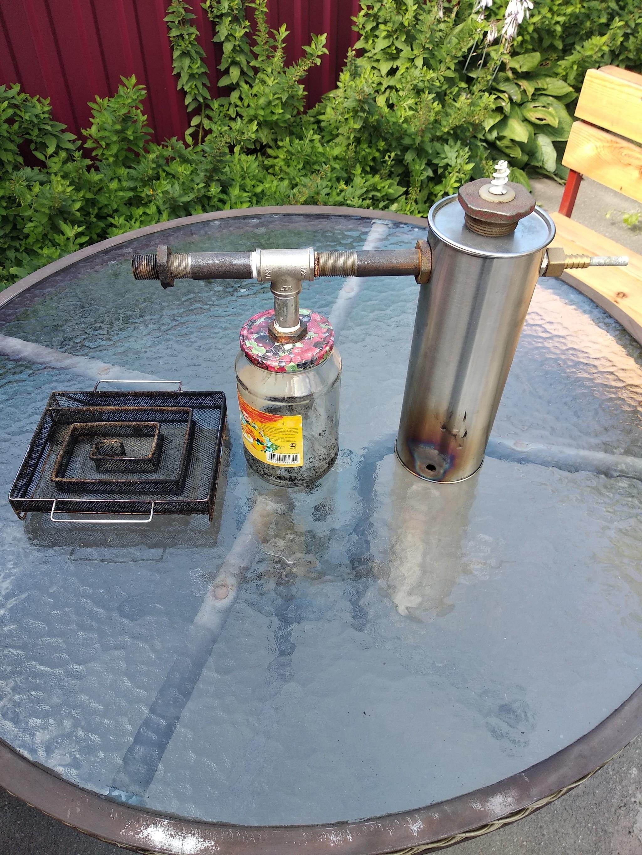 Самодельный дымогенератор для коптильни холодного копчения
