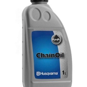какое масло заливать в электропилу