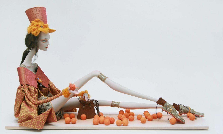Интерьерные куклы ручной работы: виды и описание, интересные идеи :: syl.ru