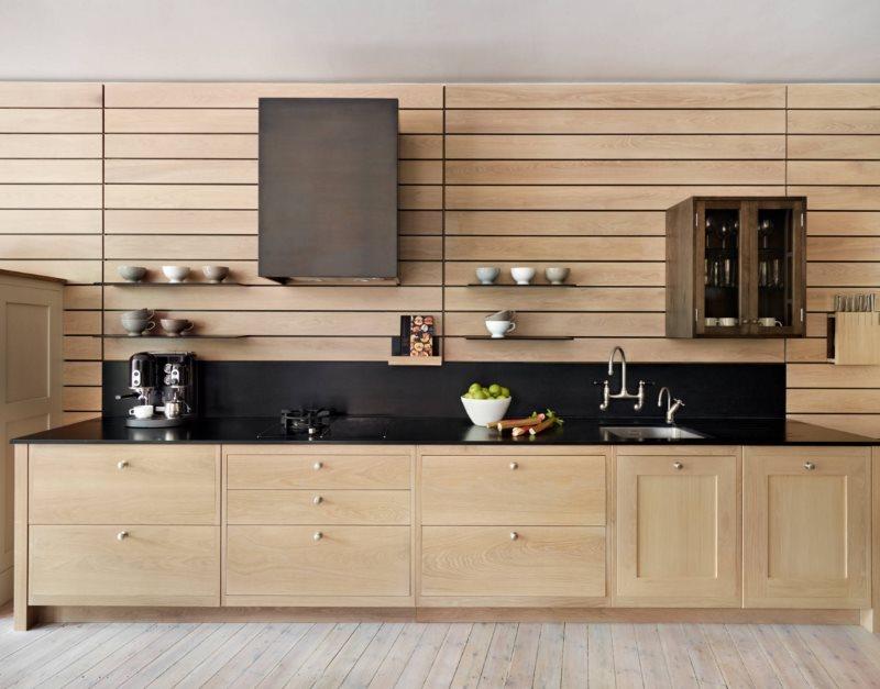 Быстрый ремонт без проблем: стеновые панели для кухни