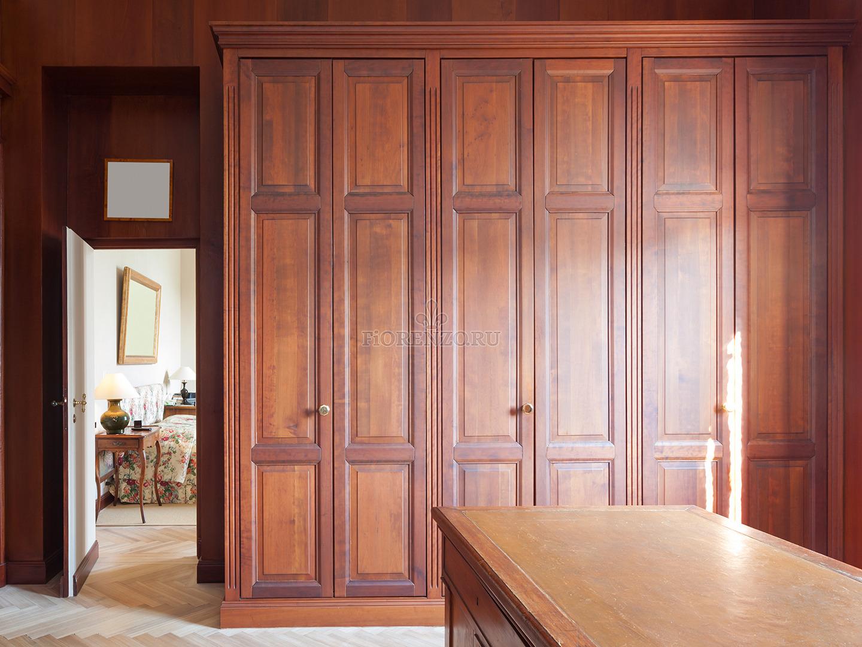 15 идей для размещения гардеробной комнаты в прихожей