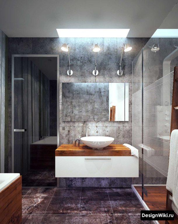 Совмещенный санузел – 57 фото и идеи дизайна ванной комнаты | the architect