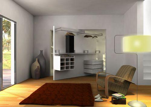 Советы по ремонту: как сделать потайную дверь?