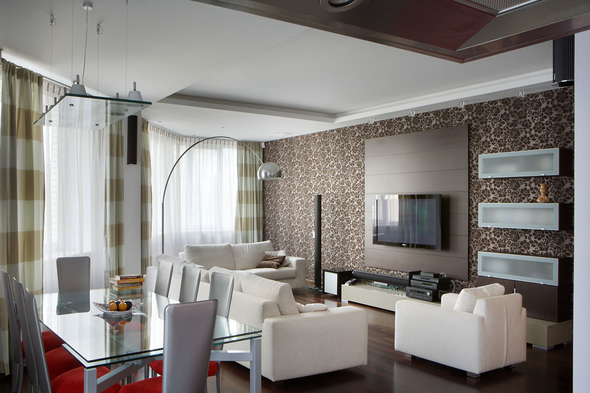 Дизайн квартир: лучшие идеи интерьера