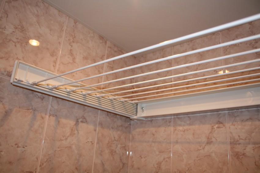 система сушки белья на балконе