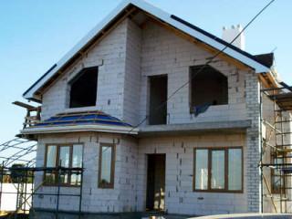 Дома из газобетонных блоков: особенности технологии, проекты и цены под ключ в москве