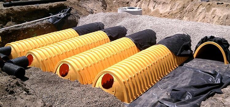 Дренажные трубы для отвода грунтовых вод: цена, виды, материал