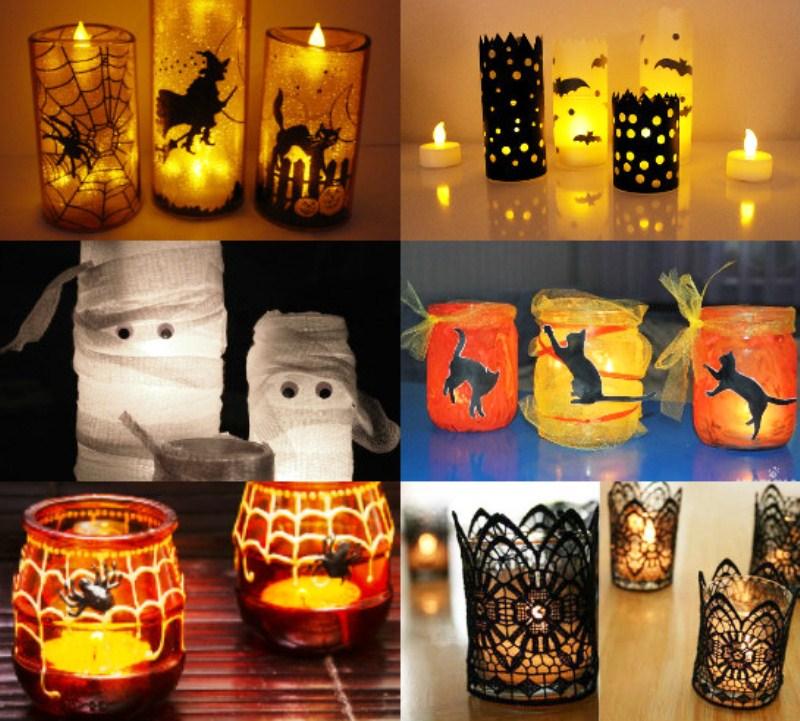 комната на хэллоуин