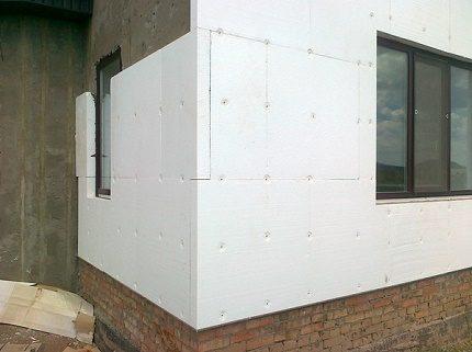 Неорганические теплоизоляционные материалы | новости в строительстве