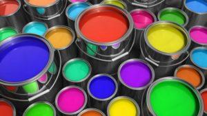 Пластиковая краска - состав, применение и нанесение