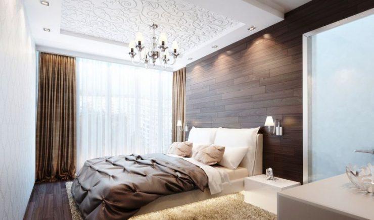 Спальня в современном стиле: 65 фото с комментариями дизайнеров