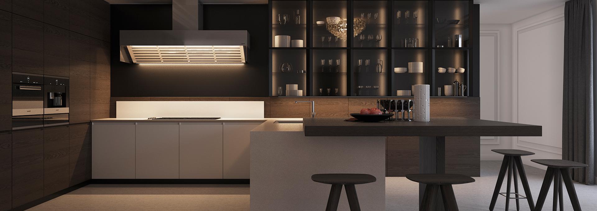 итальянская кухня мебель