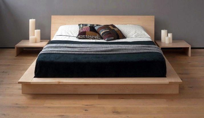 Кровать из дерева своими руками с каркасом из фанеры, досок или бруса