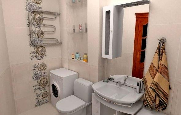 Дизайн ванной в хрущевке – особенности планировки старого жилого фонда