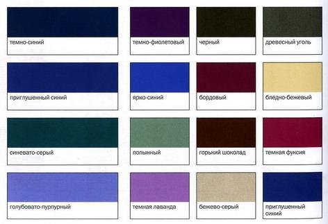 Как получить фиолетовый цвет, смешивая краски | lookcolor