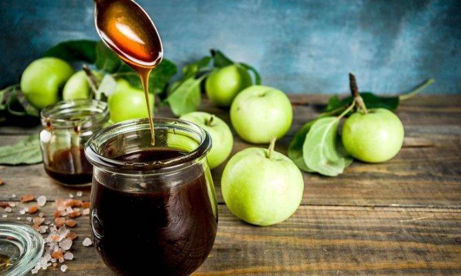 Яблоко - рецепты