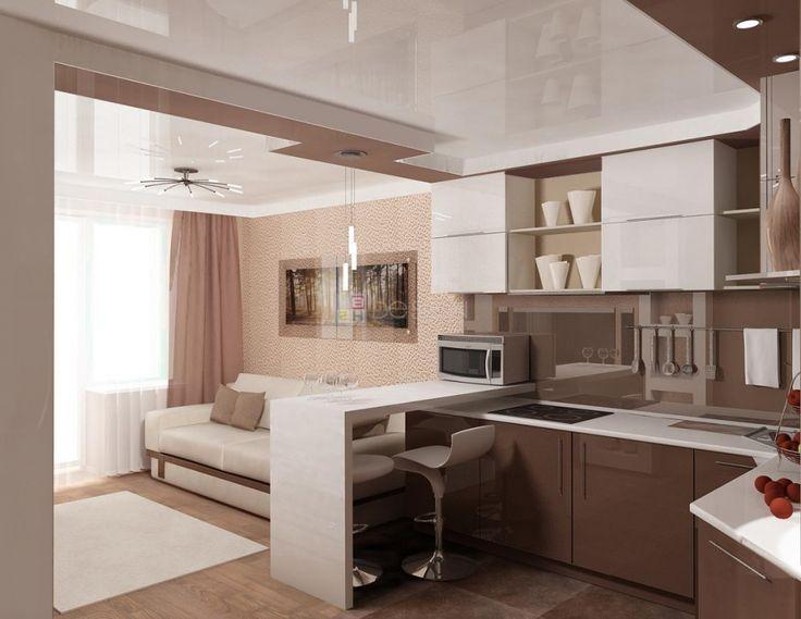 кухня студия дизайн интерьера