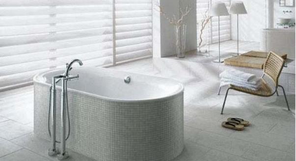 Красивые ванные комнаты в стиле лофт