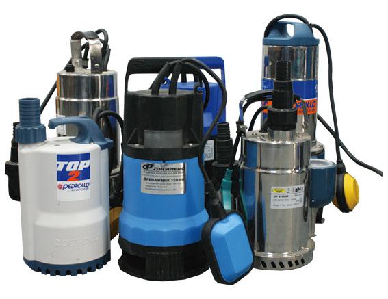 Как выбрать насос для откачки грязной воды: критерии + лучшие модели