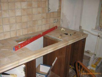 Столешницы для кухни: выбор моделей и цветовой гаммы (115 фото)