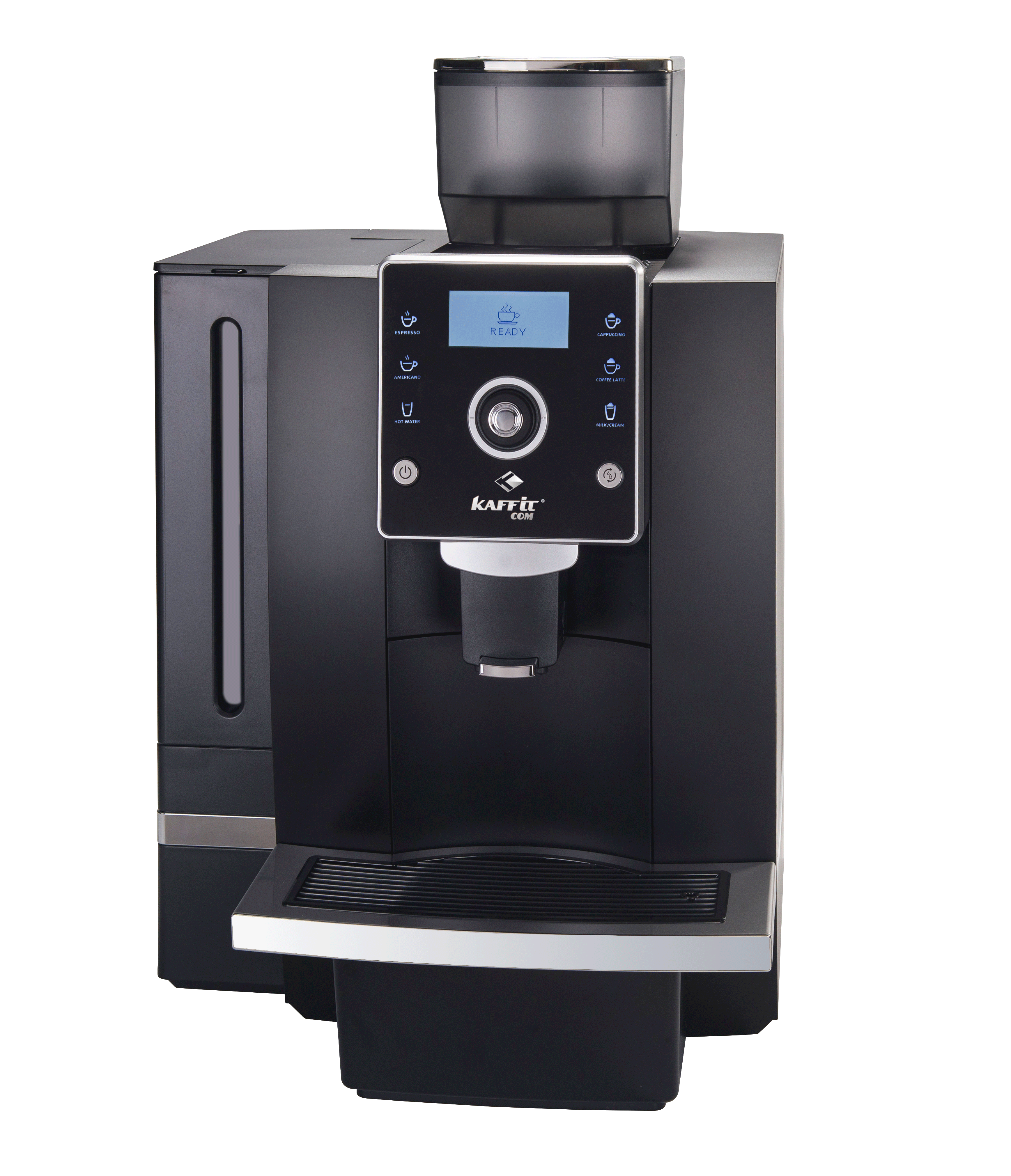 Тест кофемашины kaffit.com nizza