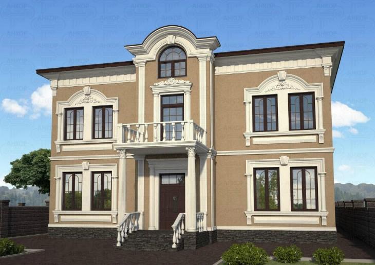 Чем лучше отделать фасад деревянного дома ⋆ domastroika.com