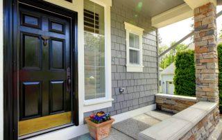 двери входные металлические для дома с терморазрывом