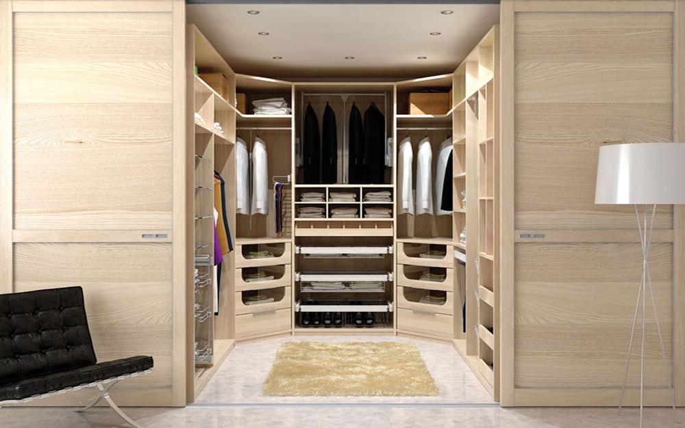 Размеры гардеробной (47 фото): оптимальный для узкой комнаты и системы большого гардероба, стандартные размеры полок