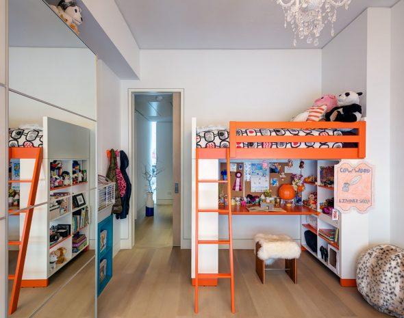 Разновидности двухъярусных кроватей для детей и взрослых