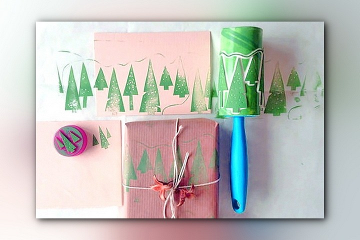 Фактурные валики для декоративной штукатурки и покраски стен