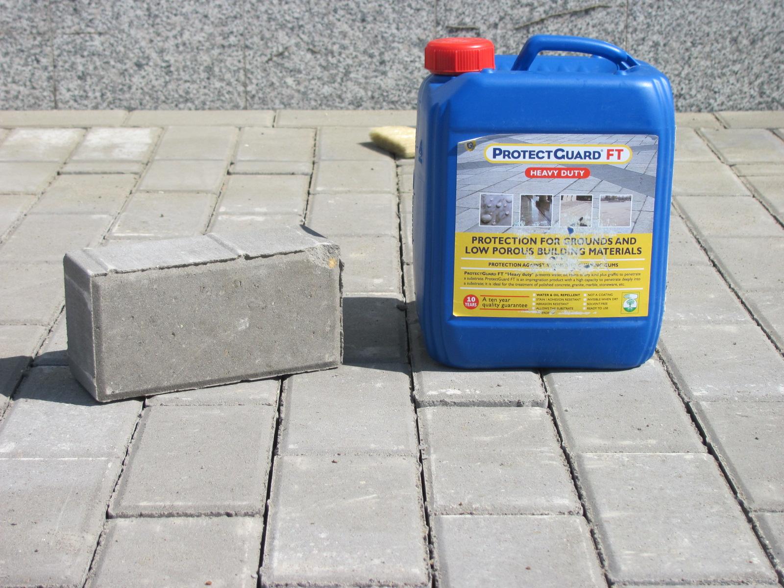 Покрытие для бетона на улице: методы, способы и материалы